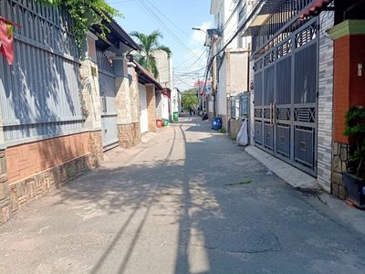 Đất hẻm Xh đường 8 Linh Xuân