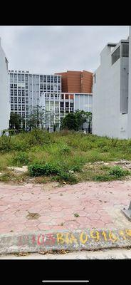 Bán lô 100m2 sau quận ủy Hồng Bàng – 3,8 tỷ - đườn