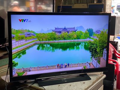 Sony 32inch Led mỏng HDMI.VGA 100hz sáng đẹp zin💯