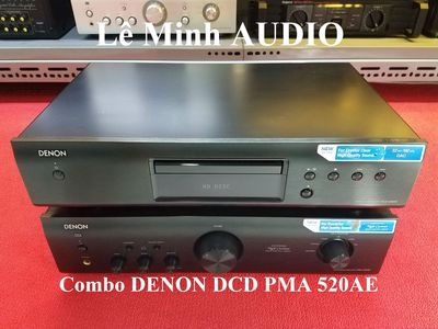 🍎 Bộ Combo Denon 520AE hàng Anh Duy