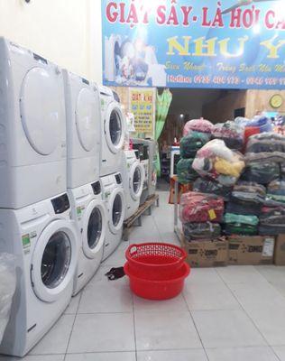 Sang Nhượng Cửa Hàng Giặt Ủi