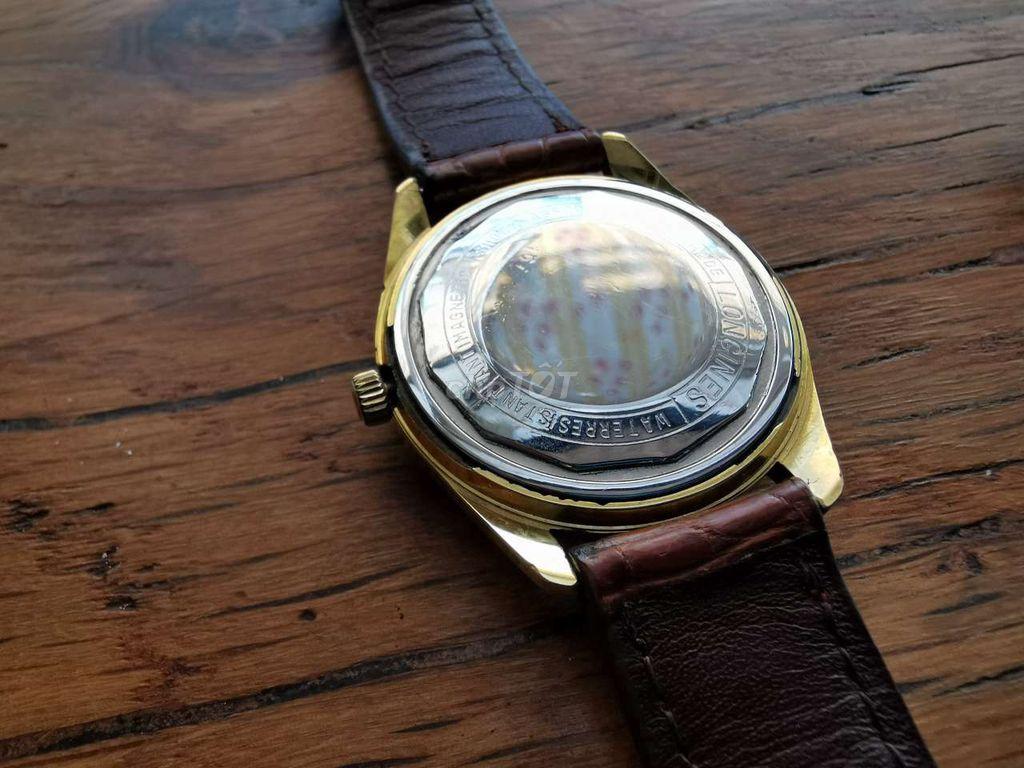 0918886667 - Đồng hồ cổ longines 5* automatic