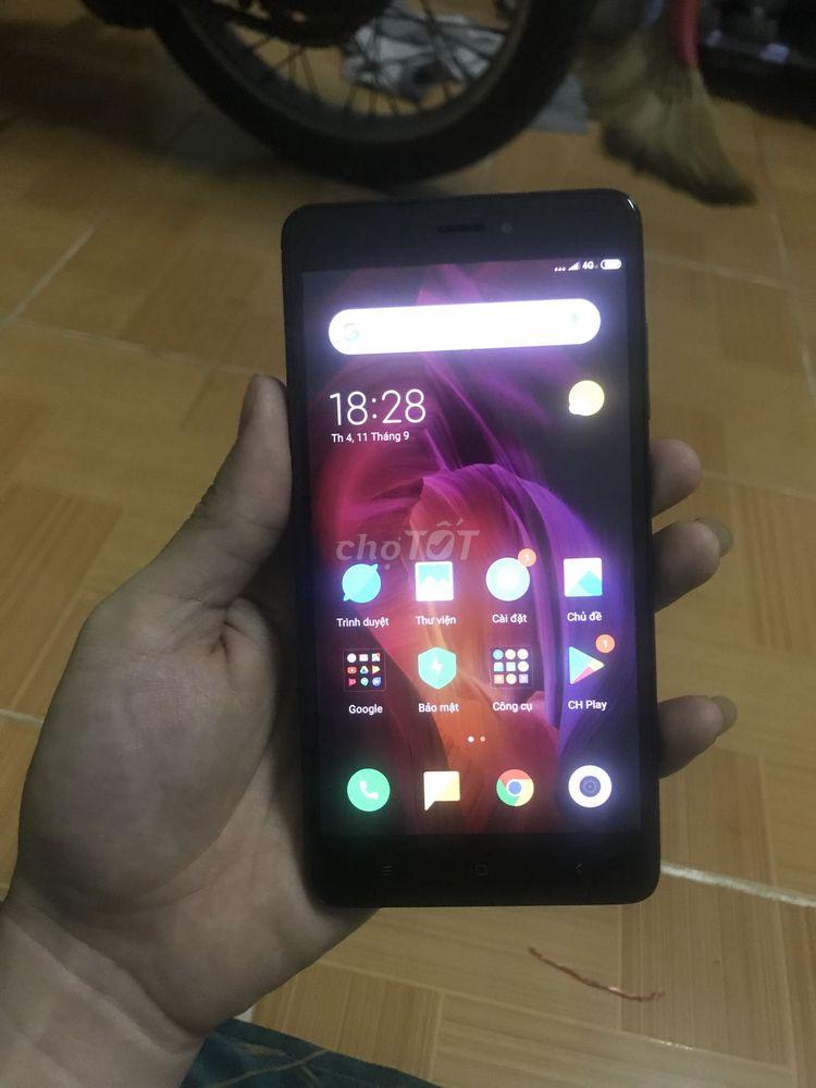 Redmi Note 4.4X 32 GB đen bóng - jet black