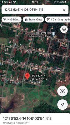 Đất Thành phố Buôn Ma Thuột 125m²