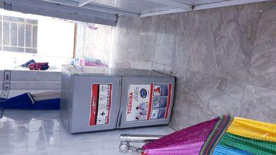 Tủ lạnh toshiba không đóng tuyết,ít hao điện