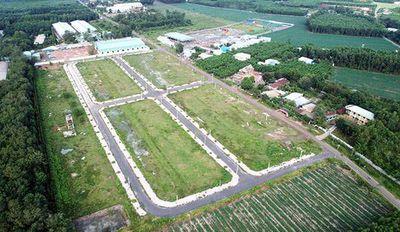 528Tr sở hữu lô đất gần Sân Bay Long Thành,SHR
