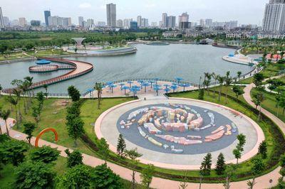 Chung cư Anland Lake View (Anland 3) 73m² 2PN