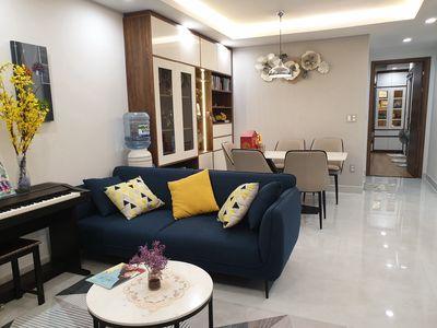 Chung cư Homyland 3 (Homyland Riverside) 81m² 2 PN