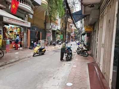 Quận Đống Đa 50m² mặt phố Kim Hoa