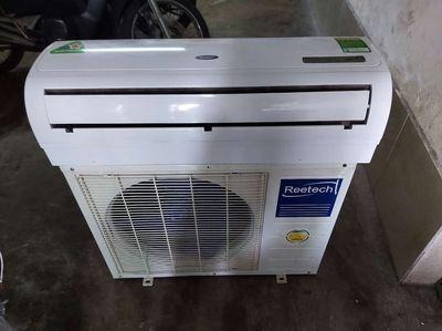 Máy lạnh Reetech 1HP máy zin gas lốc zin chạy êm