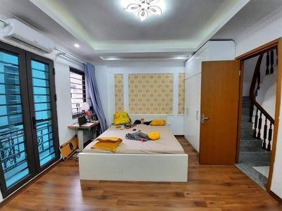 Bán nhà đẹp Trần Cung 55m2 x 5T, MT 6M, 5.9 tỷ, KI