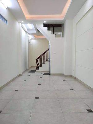 Nhà ngon Thịnh Liệt-Hoàng Mai, ô tô, 4 ngủ