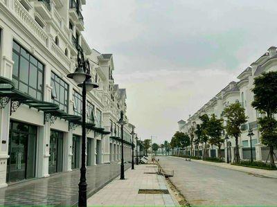 Nhà phố khu đô thị xanh Eco city Primea