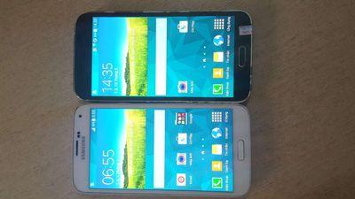 Samsung galaxy S5 2 sim