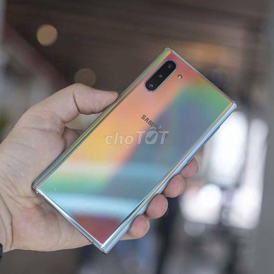 0356552793 - Galaxy Note 10 256G. Mới. Bao test. Made in Korean