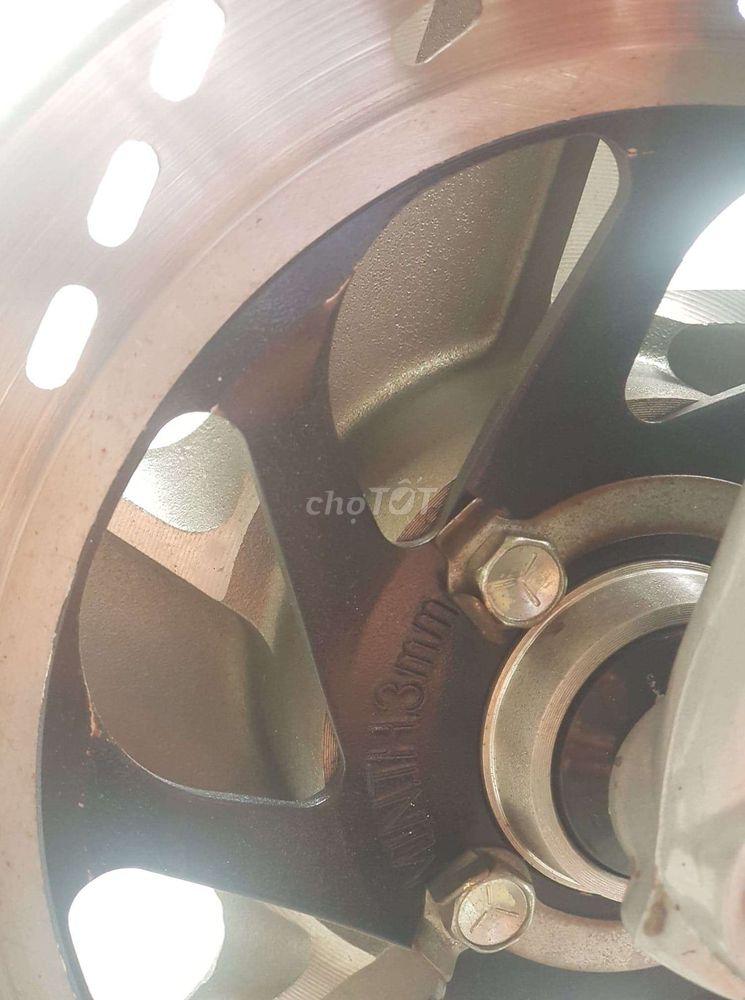 Suzuki En 150 Fi biển Gò Vấp odo 9k chính chủ