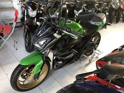 Kawasaki Z300 motor pkl tại shop Tấn Đạt moto