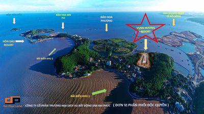 Bán Đất Nền Dự Án Vụng Hương Resort Đồ Sơn