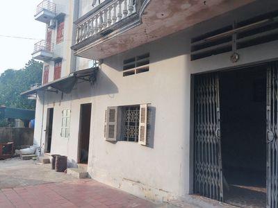 Nhà 2 tầng 57M2. MT 4,5m, SĐ. Đại Áng - Thanh Trì