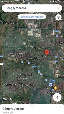 Cần bán 60m2 đất giãn dân tại Lương Nỗ, Tiên Dương