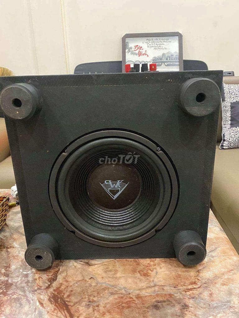 0934979818 - Cần bán Loa sub Klipsch ksw 150 bass 25 mới 99%