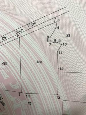 Cc bán gấp đất 4667 m2 đường nhựa 7,5m chỉ 1,5Tr/m