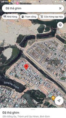 Đất Thành phố Qui Nhơn 56m² - khu Cầu 2