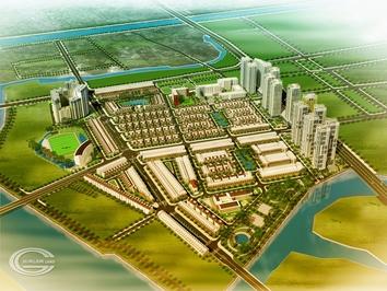 Nhà Khu đô thị Him Lam Kênh Tẻ 100m² MT NTT