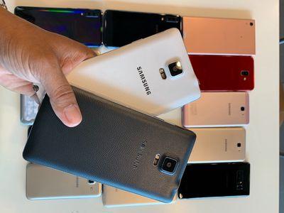 Samsung Galaxy Note 4 bản2sim..Cầm đồ thanh lý