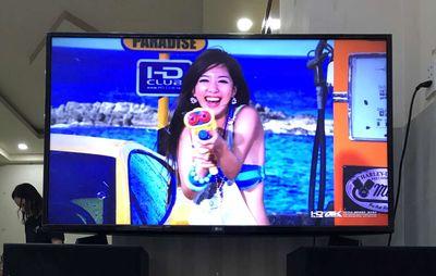 CHIA LẠI Smart LG 49inUH617T UHD 4K Chuột bay Nói