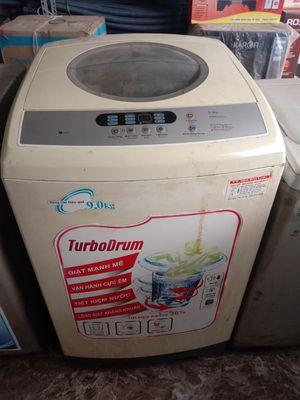 Thanh lý máy giặt media 9kg vẫn chạy ngon