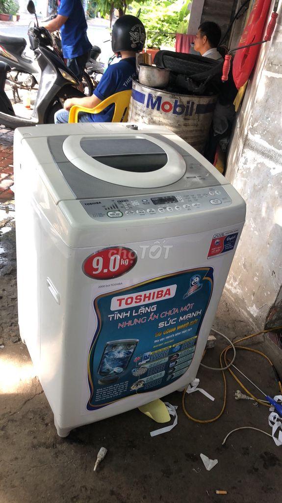0962780729 - Cần bán máy giặt toshiba 9kg invetter giá rẻ