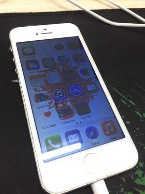 Cần bán iphone 5 ios hiếm 8.1 32g