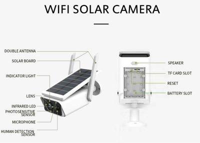 Camera năng lượng mặt trời, wifi