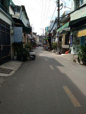 Bán nhà HXH Cao Thắng Quận 3 5,8*13m CN 75m2