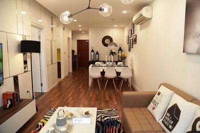 Cho thuê căn hộ chung cư giá tốt 136 Hồ Tùng Mậu