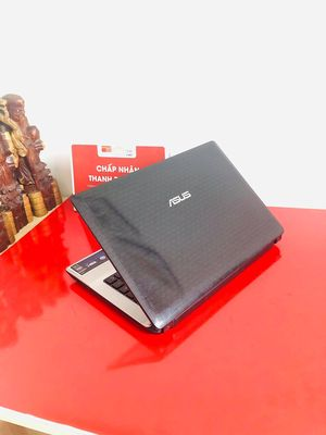 Asus K43E Core I5-M2430-SSD 128G-Đẹp mạnh+siêu Bền