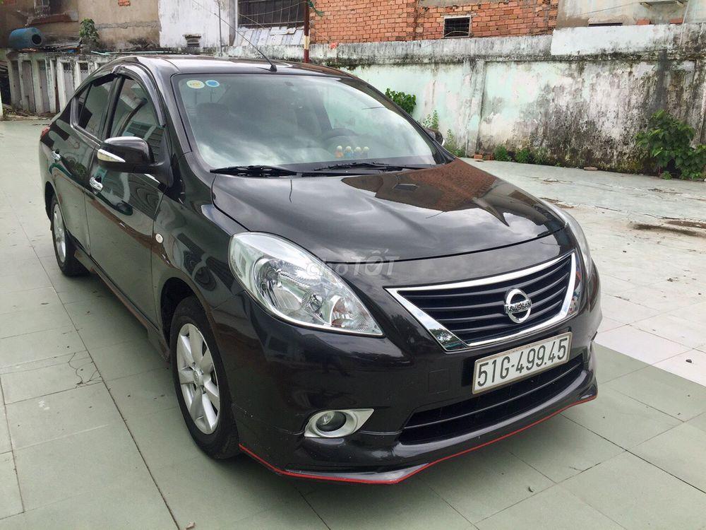 Nissan Sunny 2017 Tự động bản full