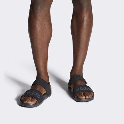 Sandal adidas size 43 (form nhỏ ) sale 60%