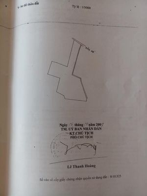 Cần bán đất Mươn Mán gần Ga