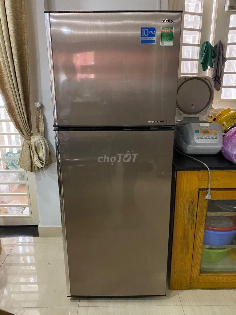 0961815178 - Tủ lạnh Aqua 281 lít còn mới đẹp