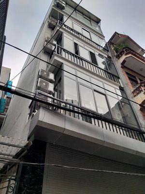 Bán chung cư mini Khương Trung, ô tô đỗ cửa