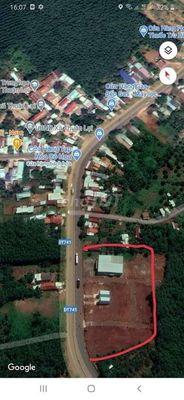 Đất Huyện Đồng Phú 200m2