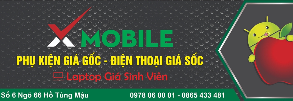 X-Mobile - Điện thoại giá sốc
