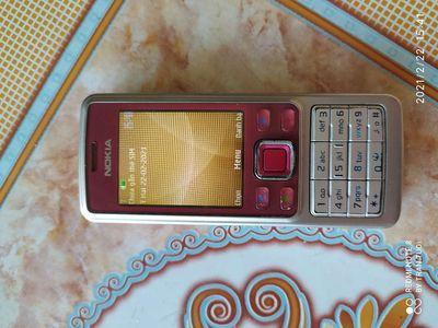 Thanh lý Nokia 6300đỏ đẹp