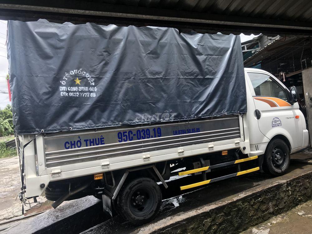 Hyundai hd150 cuối 2018 nhập khẩu