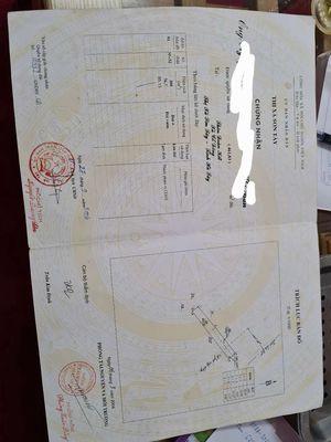 Đất Thị xã Sơn Tây 367m2