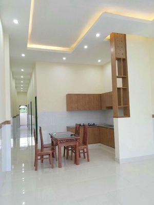 Bán nhà cấp 4 mới xây đường Nguyễn Tri Phương