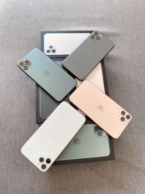 Iphone 11 Pro Max Q.Tế Nguyên Zin 100%(Trả Góp 0%)