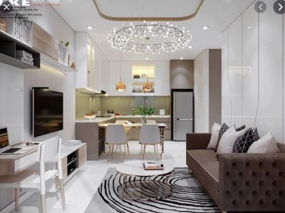 Sở hữu căn hộ cao cấp 74m2-2pn-sổ đầy đủ-950tr